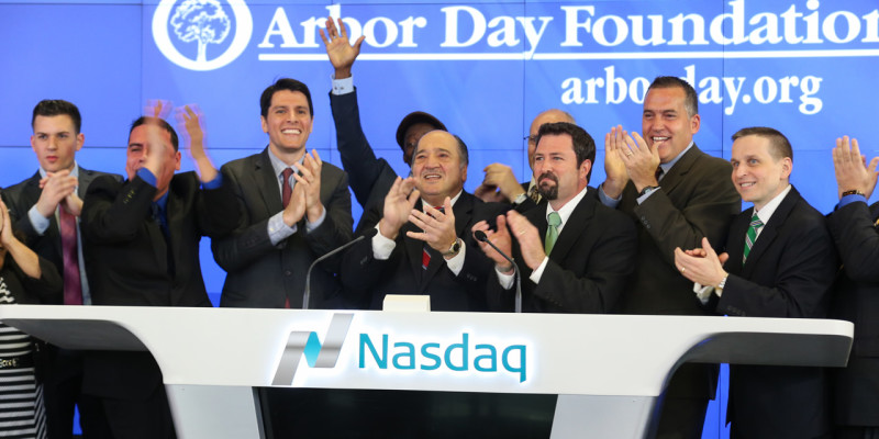 Greenlight Arbor Day Nasdaq Image