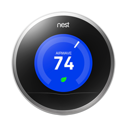 Nest Thermostat Page Image